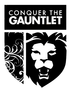Image result for conquer the gauntlet
