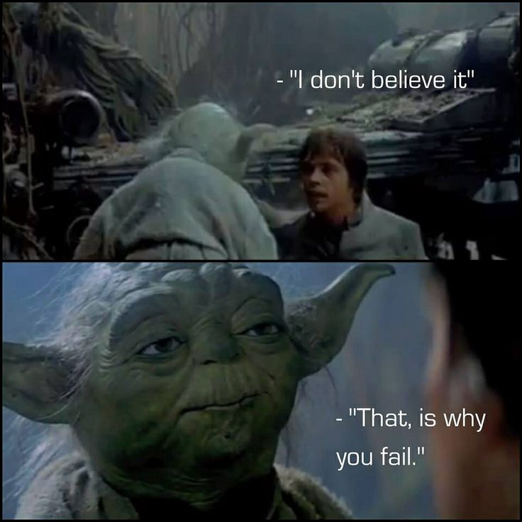 Star Wars Inspirational Quotes Part I